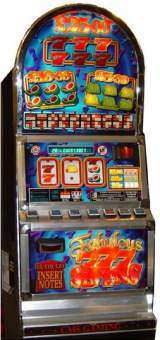 Fabulous Sevens the  Slot Machine