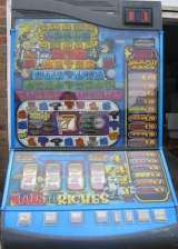 Club Rags To Riches the Fruit Machine