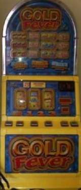 Gold Fever the  Fruit Machine