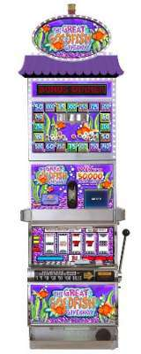 The Great Goldfish Giveaway the Slot Machine