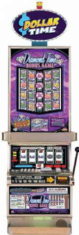 Diamond Time - Bonus Game the Slot Machine
