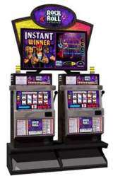 Rock and Roll Legend the Slot Machine