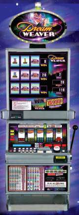 Dream Weaver the  Slot Machine