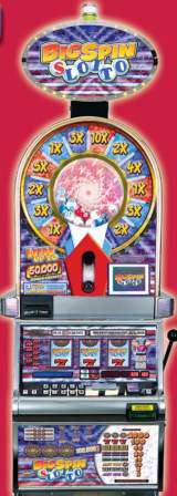 Big Spin Slotto [3-Reel model] the Slot Machine