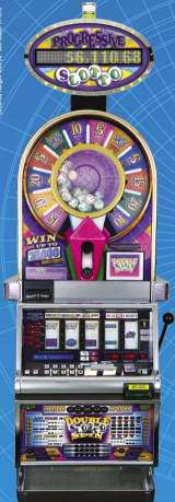 Double Spin Slotto [5-Reel model] the Slot Machine