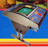 All American Football [2-Player Cocktail] the  Arcade Video Game