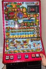 Super Mario the  Fruit Machine