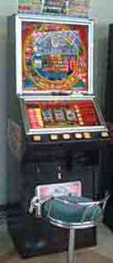 Around the World in Eighty Days the Fruit Machine