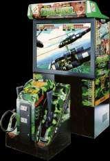 Operation Thunder Hurricane the  Arcade PCB