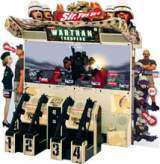 Wartran Troopers the Arcade Video Game
