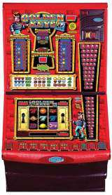 Golden Keys the  Fruit Machine