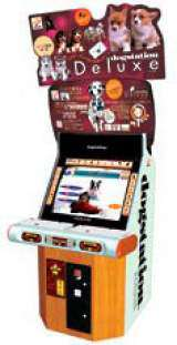 Dog Station Deluxe the Arcade Video Game