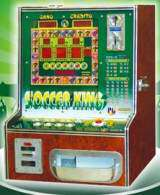 Soccer King [Model MA130C] the  Slot Machine