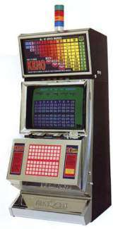 20 Ball Keno the  Slot Machine
