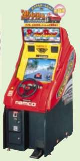 Pocket Racer the Arcade Video Game