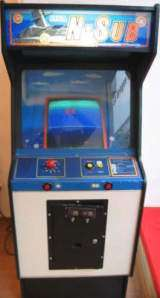 N-Sub the  Arcade Video Game