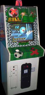 X The Ball the  Arcade Video Game PCB