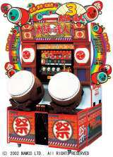 Taiko no Tatsujin 3 the  Arcade Video Game PCB