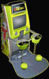 gaelco FOOTBALL the Arcade Video Game