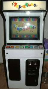 Tap-a-Tune the  Arcade Video Game