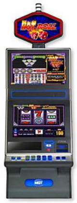 Hot Roll - Triple Double Diamond the  Slot Machine