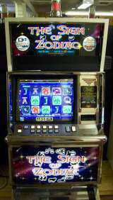 The Sign of the Zodiac the  Slot Machine