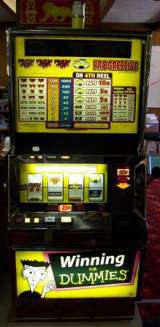 Winning for Dummies Progressive the Slot Machine