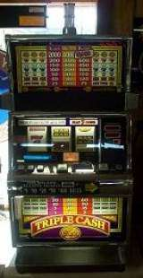 Triple Cash [Model 239B] the  Slot Machine