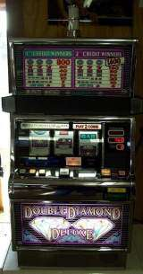 Double Diamond Deluxe [Model 186B] the  Slot Machine