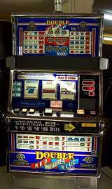 Double Red White & Blue [Model 213K] the Slot Machine
