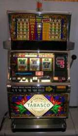 Tabasco [3-Coin] the  Slot Machine