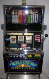 Triple Double Dollars [3-Reel, 3-Coin] the Slot Machine
