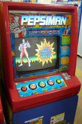PEPSI Man the  Arcade Video Game
