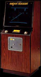 Super-Soccer the  Arcade Video Game
