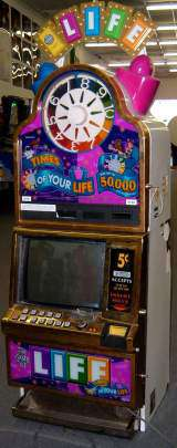 The Game of LIFE [Model 664] the  Slot Machine