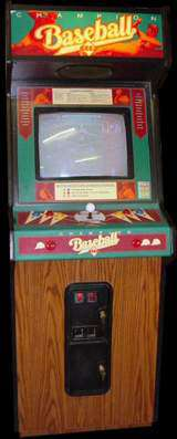 Champion Baseball the Arcade Video Game PCB