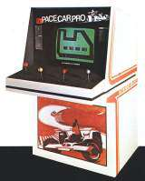 Pace Car Pro the  Arcade Video Game PCB