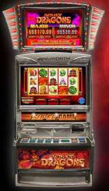 Red Hot Dragons the Slot Machine