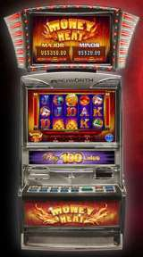 Money Heat [Play 50/100 Lines] [Game Plus] the Slot Machine