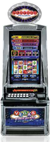 Vegas Frenzy [Players Paradise] [Game Plus] the  Slot Machine