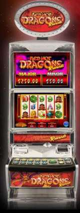 Red Hot Dragons Rewards [Play 50/100 Lines Rewards] [Game Plus] the  Slot Machine