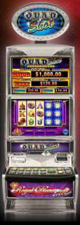 Royal Diamonds [Quad Shot] [Game Plus] the  Slot Machine
