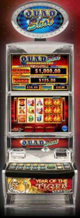 Year of the Tiger [Quad Shot] [Game Plus] the  Slot Machine