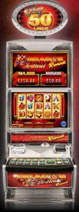 Dragon Festival Rewards [Play 50/100 Lines Rewards] [Game Plus] the Slot Machine