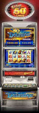 Dolphins Rewards [Play 50/100 Lines Rewards] [Game Plus] the  Slot Machine