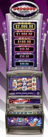 Players Paradise - Vegas Fantasy Platinum the Slot Machine