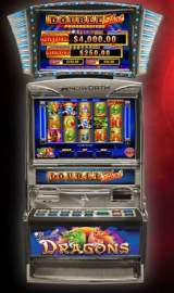 Double Dragons [Double Shot] [Game Plus] the Slot Machine