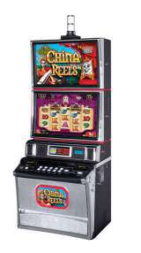 China Reels the  Slot Machine