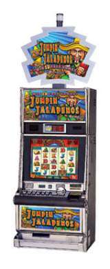 Jumpin' Jalapenos the  Slot Machine