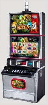 Temple of Riches the  Slot Machine